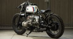 BMW R100 From Cafe Racer Dreams Is A Raw Beauty #BMWR100 #CafeRacerDreams #CafeRacers #CustomMotorcycles