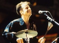 Paul Hester - Farewell to the World 1996 - Crowded House Photo - Fanpop Cheeky Grin, Crowded House, Alone In The Dark, Gone Too Soon, Melbourne House, Funny Names, Wizard Of Oz, Music Artists, Rock And Roll