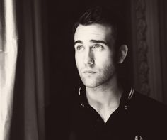 matthew lewis SINCE WHEN IS HE SO ATTRACTIVE