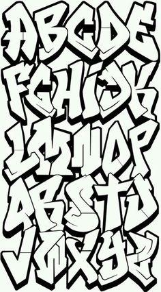 Lettering Fonts Discover Graffiti art street art Urban art art Life style by urbanNYCdesigns graffitiletters Alfabeto Graffiti, Fonte Alphabet, Graffiti Designs, Creative Lettering, Cool Lettering, Letter Art, Alphabet Letters, Cool Fonts Alphabet, Tattoo Fonts Alphabet