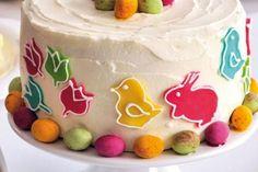 Velikonoční dort | Apetitonline.cz