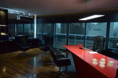 Mesa de Corian - consultório
