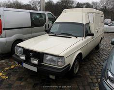 Volvo 240 Kombi Ambulance body by Ringborg Sweden