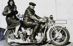 old motorcycle VICTORIA   1933