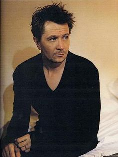 GARY OLDMAN (one of my favorite actors.)