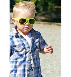 Babiators Okulary Classic Go Time Green