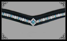 Pearl & Swarovski Crystal Browband available @ www.jrbeadedbrowbands.com