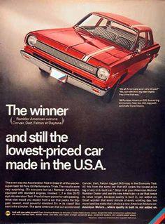 Rambler American 220 Coupe