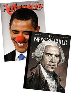 76 Obama Covers