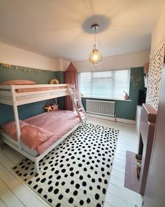 Blue Girls Rooms, Pink Bedroom For Girls, Big Girl Bedrooms, Girl Rooms, Room Ideas Bedroom, Lego Bedroom, Childs Bedroom, Bedroom Inspo, Dusky Pink Bedroom