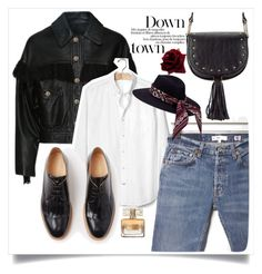 """Untitled #176"" by rushanaofficials ❤ liked on Polyvore featuring Chanel, Gap, RE/DONE and Givenchy"