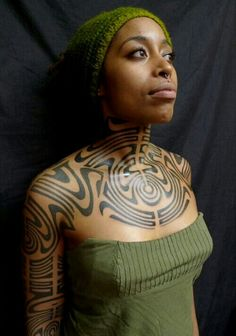 For the bold...women's tattoos