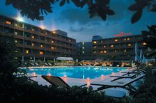 Crowne Plaza, St. Peter's, Rome. yes we booked!
