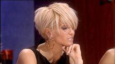 Short hair cuts for females - New Hair Styles ideas Short Hairstyles 2015, Girls Short Haircuts, Bob Haircuts, Bob Hairstyles, Layered Haircuts, Popular Short Haircuts, Haircut Bob, Blonde Haircut, Short Choppy Haircuts