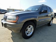 Jeep Transportation! No, That's Not a Misprint. This 1-Local-Owner 2002 #Jeep Grand Cherokee Laredo 4x2 #SUV with Leather Really Does Have Just 57K Miles & a Clean CARFAX for Only $6,990! -- http://www.hertelautogroup.com/2002-Jeep-GrandCherokee/Used-SUV/FortWorth-TX/9019630/Details.aspx  #jeepgrandcherokee #firstcar #goodcar