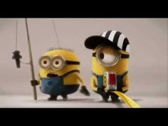 """Teaching context clues and inferencing using the Minions! We never really know what they are actually """"saying"""" but we understand what is going on. Reading Lessons, Reading Strategies, Reading Activities, Capsule Video, Communication Orale, 4th Grade Reading, Context Clues, School Videos, Teaching Language Arts"""