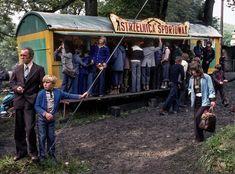 Strzelnica sportowa, Kalwaria Zebrzydowska, 1977, Polska. Foto © Chris Niedenthal