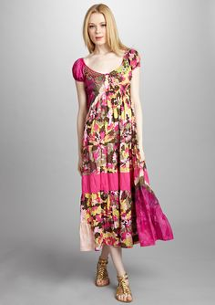 Love Token: short sleeve embellished dress