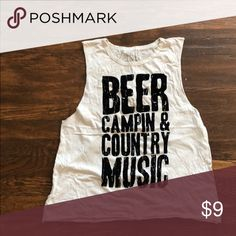 Top says it all Great condition ICON Tops Tank Tops Sayings, Best Deals, Lyrics, Proverbs, Quotes, Quote