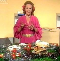 Fanny Craddock 1975