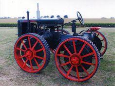 Massey Harris GP 4wd Tractor
