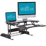 Height-Adjustable Standing Desk - #VARIDESK Pro Plus 36 http://www.amazon.com/gp/offer-listing/B00JI6NCCK/ref=as_li_tl?ie=UTF8&camp=1789&creative=9325&creativeASIN=B00JI6NCCK&linkCode=am2&tag=rustgoldunco-20