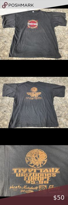 RARE Coldplay A Head Full of Dreams North America Tour Dates NEW T-SHIRTS S-5XL