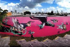 Kislow, street art online, urban artists, street artists, urban art, graffiti