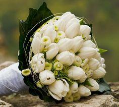 Bouquets e Ramos de Noiva - Flores Jardim
