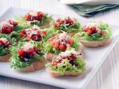 This is an extremely easy-to-prepare appetizer for weekend parties.