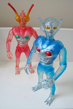 """Takara Invaders from """"the robert droid project."""""""
