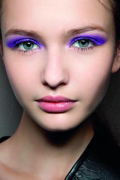 LipLock86 tumblr Purple Blue Neon Pinterest #0: acdc98acc5b c899ac1b love makeup makeup eyes