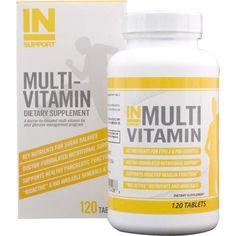 Inbalance Health Supplements Insupport Multi Vitamin - 180 Tablets