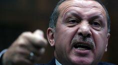 Ik teken Erdogan en wil graag laten zien en goed laten uitdrukken dat hij erg streng is en zijn wil probeert door te zetten