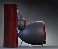 Mono and Stereo High-End Audio Magazine: Aries Cerat Symphonia horn speakers review preview