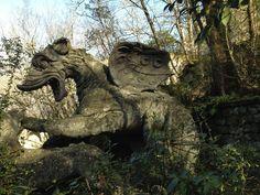 Parco dei mostri di #Bomarzo - www.brickscape.it #brickscape #turismoesperienziale #turismo #esperienze #tuscia #viterbo #lazio #tusciaviterbese #orsini #goethe #whatitalyis #italianstories #viaggiatori #esperienziale #italianexperiences #italian #italy #italya #italie #italien #parcodeimostri #barocco #allegoria #natura #arteitaliana #fai