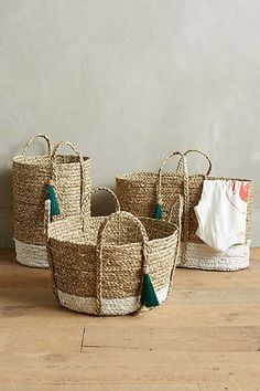 The Best Baskets for All Price Ranges | InteriorCrowd www.interiorcrowd.com/blog