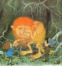 Gyo Fujikawa  - Come Follow Me... poor ginger. #fantasy #art #forest