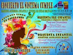 #CONCIERTO Orquesta Sinfonica Pre infantil e Infantil de Ciudad Bolívar DOMINGO 13/MARZO 11AM ENTRADA GRATIS TEATRO ANGOSTURA #ciudadbolivar #musica #Cultura #elsistema #41