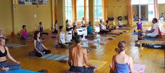 Join AYM Yoga School and learn how you could remove stress.