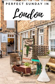 From the best markets to the loveliest neighborhoods, this guide has everything you need to spend a perfect Sunday in London.