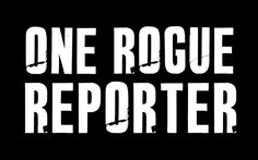 "ONE ROGUE REPORTER. A film by Rich Peppiatt & Tom Jenkinson. ""Recovering tabloid hack Rich Peppiatt delivers a mercilessly satirical dissection of his former..."