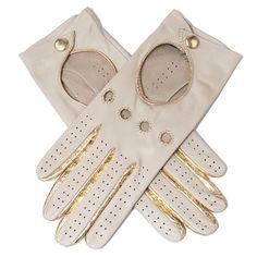"""""""white gold gloves"""""""