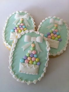 Pretty cookies - so Laduree!