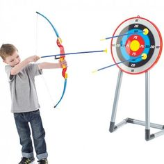 child bow and arrow set