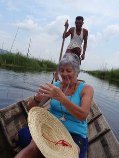 Inlay Lake, Myanmar - May 2009