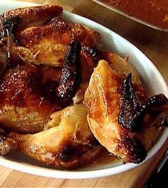 Indonéské zázvorové kuře (Indonesian ginger chicken)