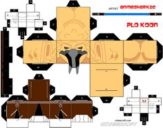Cubee - Plo Koon by AnimeShark20