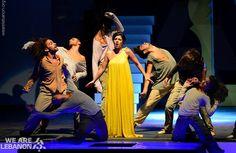 Crazy Opera at #Byblos Festival