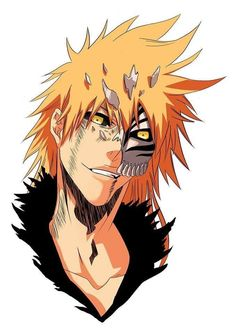 Kurosaki Ichigo Ichigo Kurosaki (Bleach)You can find Bleach anime and more on our website. Bleach Manga, Bleach Ichigo Bankai, Bleach Drawing, Bleach Fanart, Bleach Anime Art, Anime Tatoo, Touka Wallpaper, Bleach Figures, Cosplay Kawaii